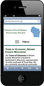 Town of Glenmore, Brown County