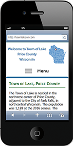 Town of Lake, Price County