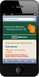 Town of Sparta, Monroe County