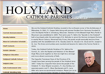 Holyland Catholic Parishes
