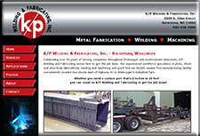 KP Welding & Fabricating in Sheboygan, WI