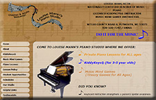 Louise Mann Piano Studio